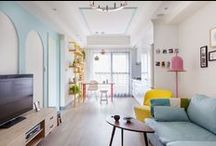 home decor & spaces