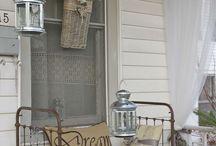 Garden-Balcony Ideas