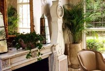 Decorating with Antique Clocks and Barometers / Decorating with antique clocks and barometers
