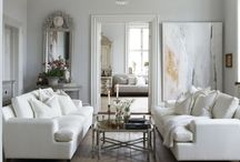 Home inspiration / Eclectic, elegant, antique, modern