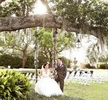 Afternoon Ceremonies-Southern Oaks Plantation / Unforgettable daytime celebrations on the grounds of the mansion.