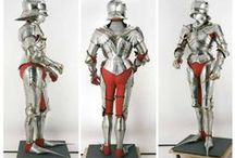Medieval & Renaissance Jousting & Tournament Armour / Extant armour designed and/or used for the tourney and/or the tilt.