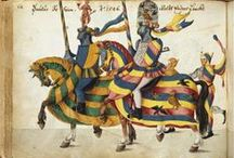 Historic Images of Jousting & Armour
