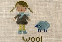 Cross Stitch, Needlework, Embroidery / All those other stitches!