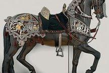 Medieval & Renaissance Horse Armour