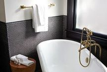 My black & white dream bathroom