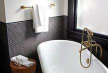 My black & white dream bathroom