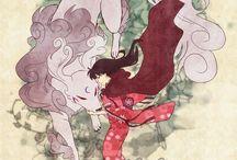 Anime / TV / by Sanya Dragon