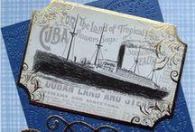 Kanban card making ideas / Kanban inspiration - product range available at www.foilplay.co.uk