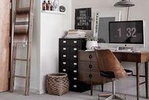 Inspiring workspace / Office, workspace, inspiration