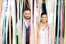 HIPDESIGN • Stijvol & hip • Inspiratie / Bruiloften in een stijlvolle hippe stijl.