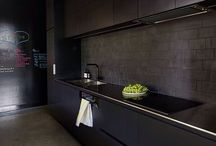 Kitchen design ideas and inspiration for my house / I love these kitchen ideas for my home. My style of kitchen design