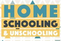 Homeschooling / Homeschooling curriculum, activities for homeschooling young children