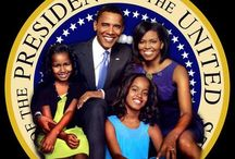 POTUS and FLOTUS Photo Album / The 1ST Family / by USA Retired 1SGT/E8