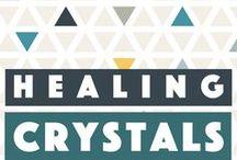 Healing Crystals / healing crystals   Magic healing   Natural healing   Healing Jewelry