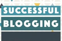 Successful Blogging / Successfully managing a blog as a full time job...with success!