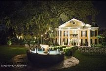 """Weddings in New Orleans / Southern Oaks Plantation- Voted """"Most Romantic"""" and """"Best All-Around"""" wedding venue in New Orleans, LA."""