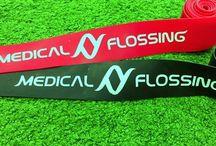 Medical Flossing - Voodoo Floss / Medical Flossing, voodoo floss, easy flossing, ninja floss, ninja flossing