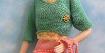 oblečení na panenky