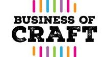 Business of Craft Podcast / The Business of Craft Podcast is a lively show where our host Leanne Pressly interviews business leaders and entrepreneurs of fiber arts, fabric, sewing and other creative companies so you can learn to craft a better business.