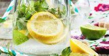 recepty limonády a sirupy