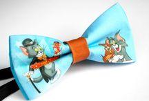Papioane (bow ties) / www.papinozaur.ro