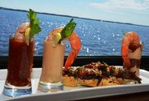 Fine Dining Destin on the SOLARIS Yacht / As one of the top Destin Florida attractions, the SOLARIS offers weekly public dining cruises. Our chefs take Destin Fl restaurants and waterfront dining to the next level.
