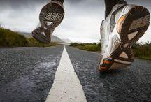 Run, bike, walk...just DO SOMETHIN' / All about running