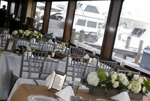 Destin Florida Rehearsal Dinners / Receptions on the SOLARIS / SunQuest Cruises SOLARIS is the only dining and entertainment yacht in Destin Florida. The 125', 3 deck yacht can entertain up to 150 people for weddings in Destin Florida, ceremonies on the sky deck, rehearsal dinners, brunches and receptions following a Destin beach wedding.