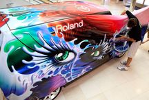 Vehicle Wraps / A collection of vehicle wrap designs from around the globe.