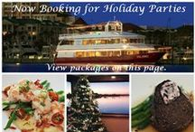 Holiday and Christmas Parties in Destin Florida / Tips on planning a corporate or personal holiday or Christmas party in Destin Florida. SunQuest Cruises event planners share their expertise.