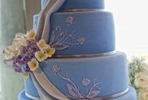 Wedding Cakes / My favorite wedding cakes that I have photographed