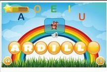 """Infantil Lectoescritura / Recursos didácticos digitales y otros para el desarrollo de la """"Lectoescritura"""", área de Comunicación y Representación de 2º Ciclo de Educación Infantil."""