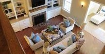 Living Rooms / The spacious living rooms found in our Country Classics homes