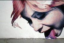 Muurschilderingen / Muurschilderingen