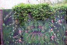 Tuingrapjes / Allerlei grappige tuinonderdelen en details - Humor