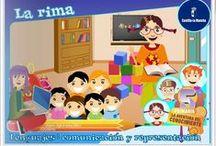5º Primaria Lengua Española / Recursos didácticos digitales, y otros, para el aprendizaje en el área de Lengua Española de 5º Nivel de Educación Primaria.