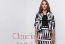 Claudia Kleid Black&White Q3 2014 / Claudia Kleid Black&White Q3 2014