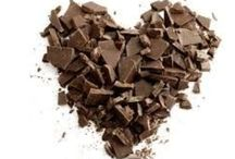 Pure Chocolate Delight! / However we enjoy it ... whether we eat it or drink it, sculpt it or even wear it!
