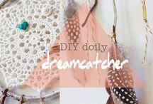 DIY / Ideas for crafts, decorations etc.
