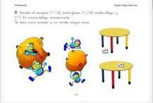 Evaluación Inicial / Materiales para la evaluación inicial en Educación Infantil y Primaria.