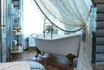 Bathroom Inspiration / Inspiring design and accessories ideas for a stylish and elegant Bathroom.
