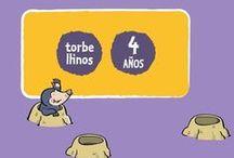 Infantil de 4 años / Recursos didácticos interactivos y otros para el nivel de Educación Infantil de 4 años