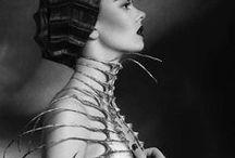 Costume - Wearable Art / Kostuumdesign - Wearable Art