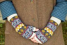 Accessory patterns with Stitchmastery charts / Accessory patterns that have charts created using Stitchmastery. Knitted hats, cowls, scarves, mittens, gloves etc