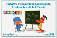 Día de los Derechos del Niño / Actividades interactivas y materiales didácticos para celebrar el Día de los Derechos del Niño, 20 de Noviembre.