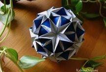 Kusudama / Origami