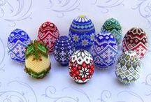 Wielkanoc w koralikach