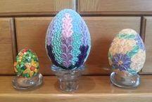 Quilling Wielkanoc