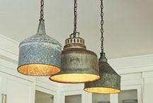 Lampen / lampen interieur